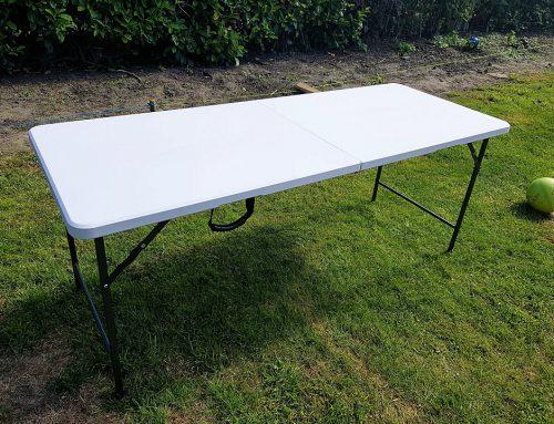 Buffet tafels